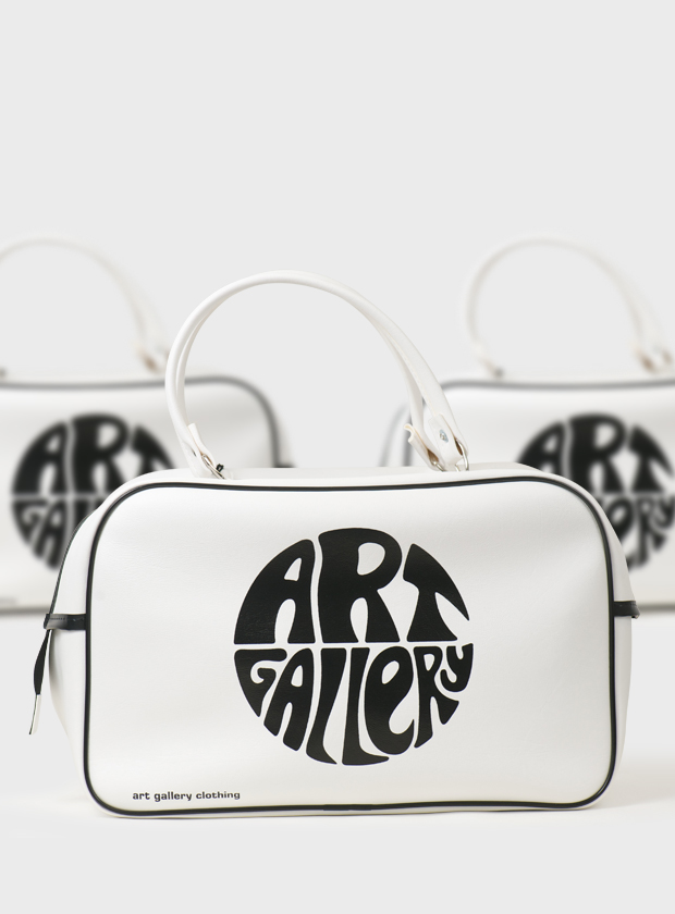 Art Gallery Clothing Retro Bowling Bag